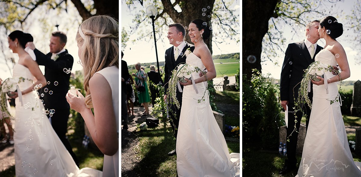 Annika & Peter - Wedding Sigtuna