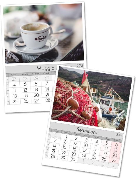Calendar 2015 Examples